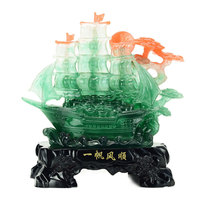 Smooth sailing shop Lucky ornaments home living room opening gifts home decorations ornaments ornaments