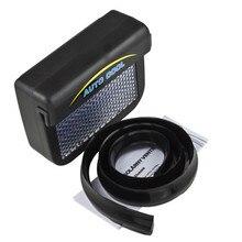 Universal Solar Power Ventilation Car Window Fan Auto Automatic Cooler Air Vehicle Radiator Ventilator Black Car-Styling
