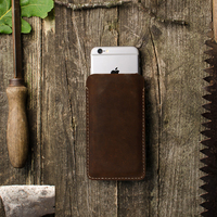 For IPhone 6 Case Leather Case Or For IPhone 7 7Plus Sleeve Handmade Phone Case For