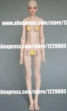 HeHeBJD 1/3 בובת 18yrs 70cm ילדה גוף משלוח עיני אופנה bjd שרף דמויות אמנות בובת יצרן