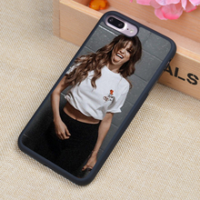 Fashion Selena Gomez Printed Soft Rubber Mobile Phone Cases For iPhone 6 6S Plus 7 7 Plus 5 5S 5C SE 4 4S Cover Skin Shell