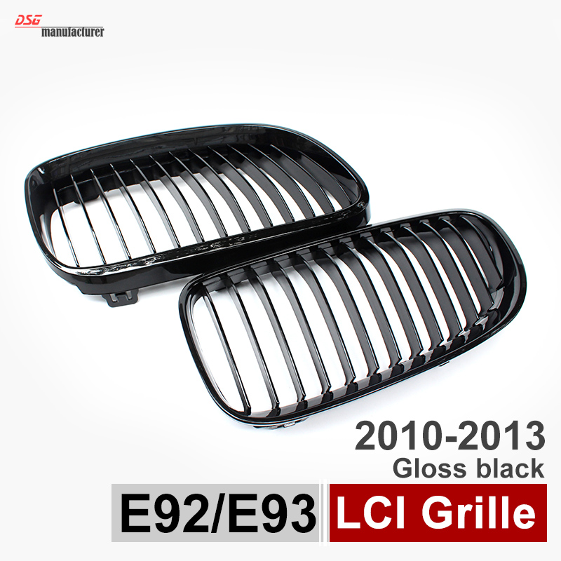 e92 e93 abs bumper grill front grille for bmw e92 e93 3 series 2009 - 2013 2 door coupe convertible high quality карандаш для губ absolute new york perfect wear lip liner 04 цвет abpw04 spiced rose variant hex name a82324
