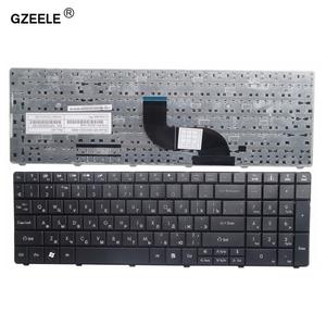 GZEELE Laptop Keyboard Aspire Russian E1-521G Acer FOR Black 531 New 571