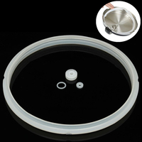 New Arrival Replacement Rubber Electric Pressure Cooker Parts Sealing Ring Gasket For Home Pressure Cooker Accessories