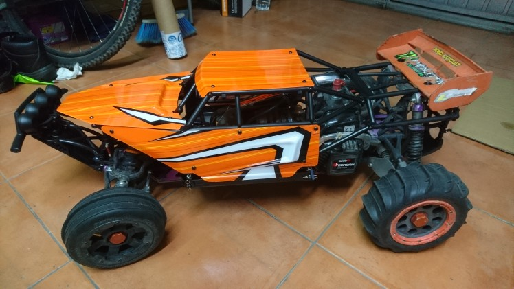 KM Class Roll Cage Kit BAJA 5B Upgrade TO 5T 5SC Fits Rovan HPI Baja 5B SS 2.0 5T Buggy T2000 flywheel magneto fits 23cc 26cc 29cc 30 5cc cy fuelie engine for 1 5 hpi baja 5b 5t sc km rovan rc car toy parts