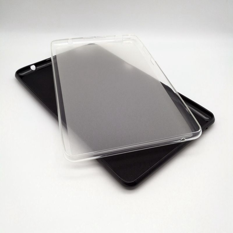 50pcs Silicon Rubber Soft TPU Back Cover Case for Lenovo Tab E8 TB 8304 TB 8304F