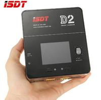 ISDT D2 200W 20A AC Dual Channel Output Smart Lipo Battery Balance Balancing Charger For RC Toys Charging