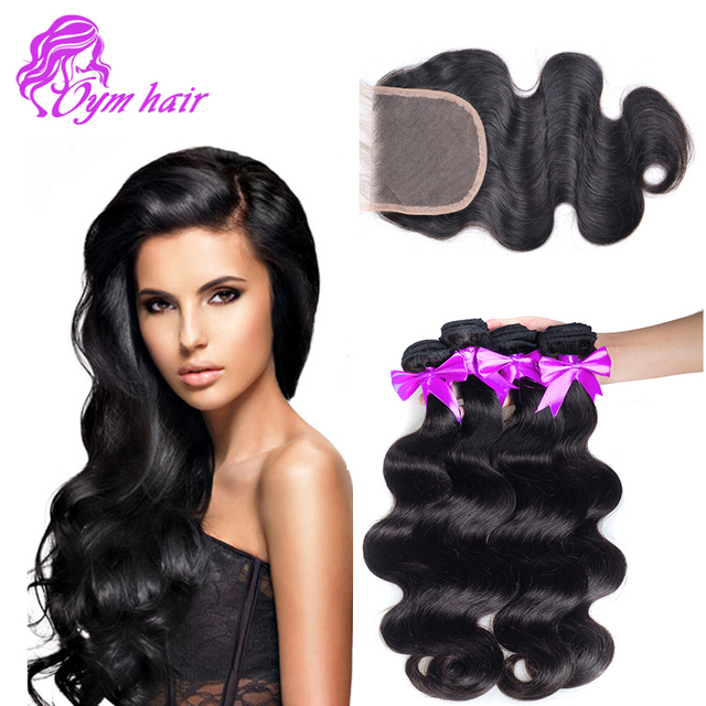 Benefit Affordable Peruvian Virgin Hair Body Wave With Closure Virgin 8A Peruvian Body Wave Human Hair 3 Bundles With Closure