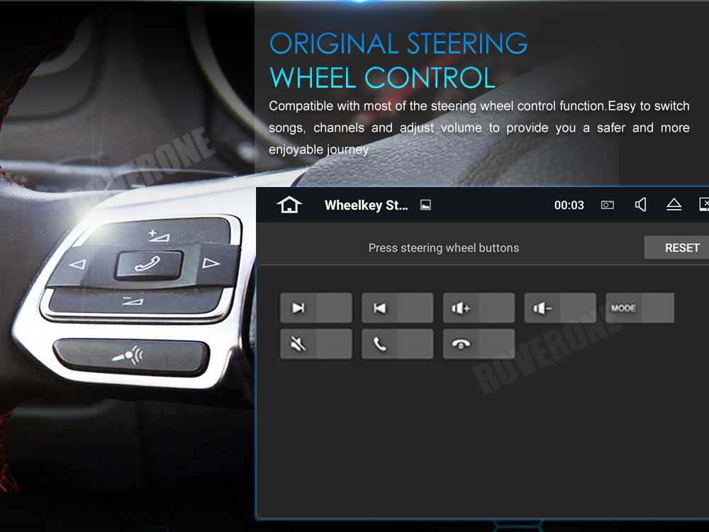Discount RoverOne Car Multimedia Player For Fiat Fiorino Qubo For Citroen Nemo For Peugeot Bipper Android 9.0 Octa Core Radio Navigation 24