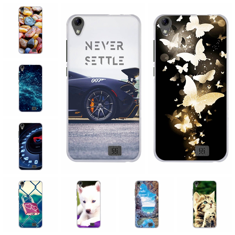 For Doogee <font><b>Homtom</b></font> HT16 Phone Cover Butterflies Patterned For <font><b>Homtom</b></font> HT <font><b>16</b></font> Back Case Slim Soft Silicone TPU For <font><b>Homtom</b></font> ht16 Coque image