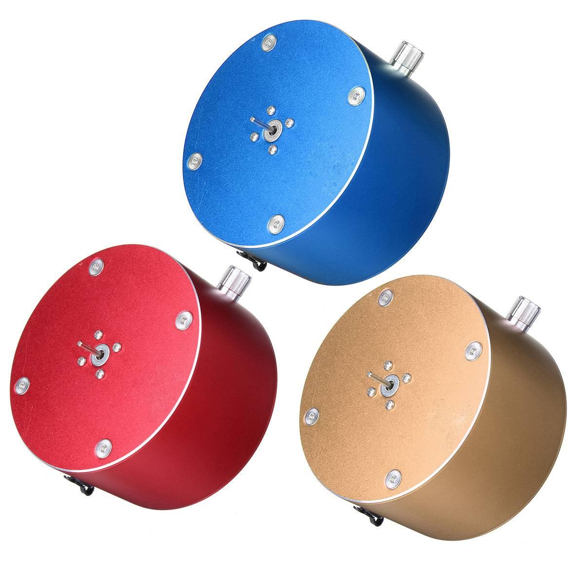 Tournant la Machine en céramique de roue de poterie électrique 12 V 1500 t/mn bricolage la poterie en céramique d'argile faisant la trousse d'outils avec la plaque tournante - 3