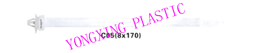 100pcs/lot car motocycle accessory nylon cable tie C05 8X170 bundle