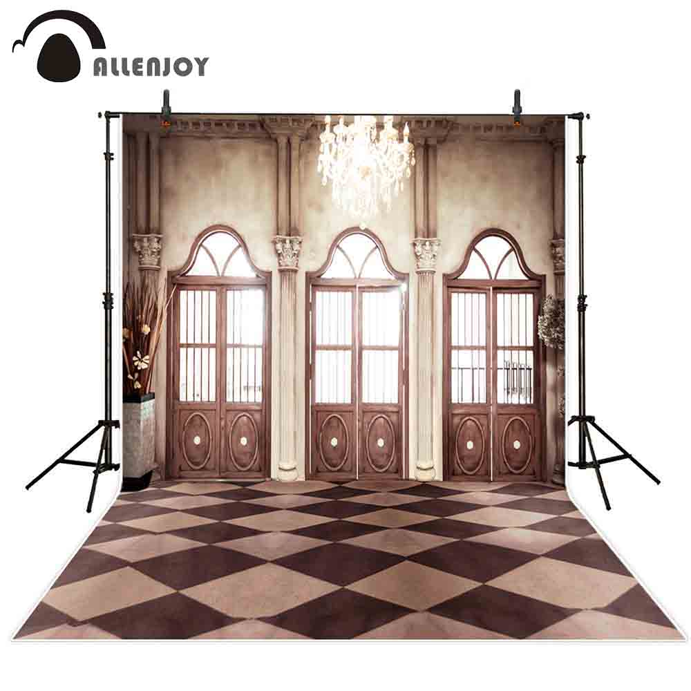 Allenjoy Photography Backdrops Large Bright Light Vintage
