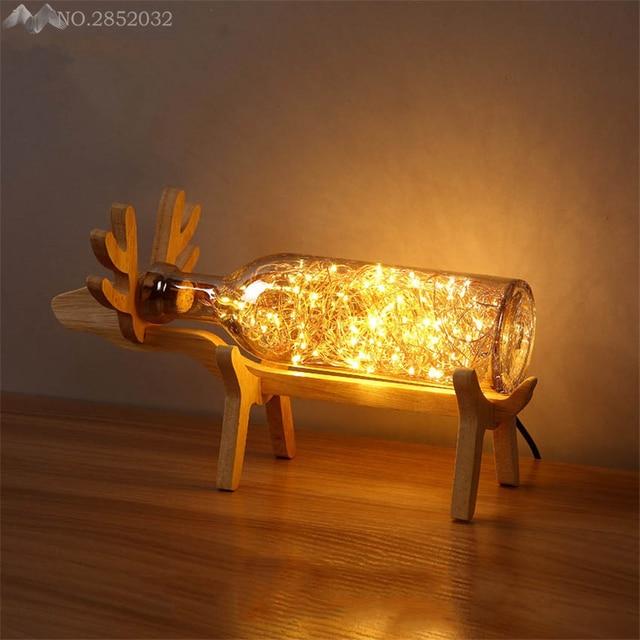 Nordic Nostalgic Vintage Creative Kerosene Pendant LightLantern Edison Lamp Restaurant Bar Hanging
