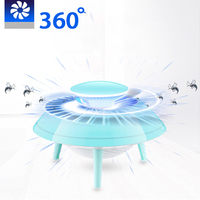 Hot USB Electric Mosquito Killer Lamp LED Bug Zapper Anti Mosquito Killer Lamp Mosquito Trap