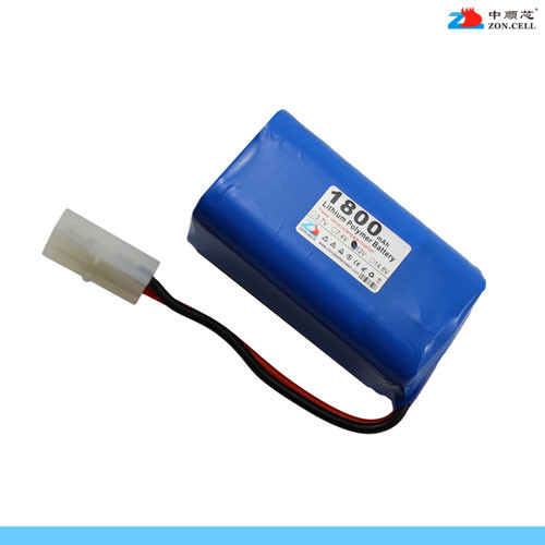 New 196973 373769 12.8V 1800mAh iron 12V lithium battery backup power inverter controller LED lamp Rechargeable Li ion Cell