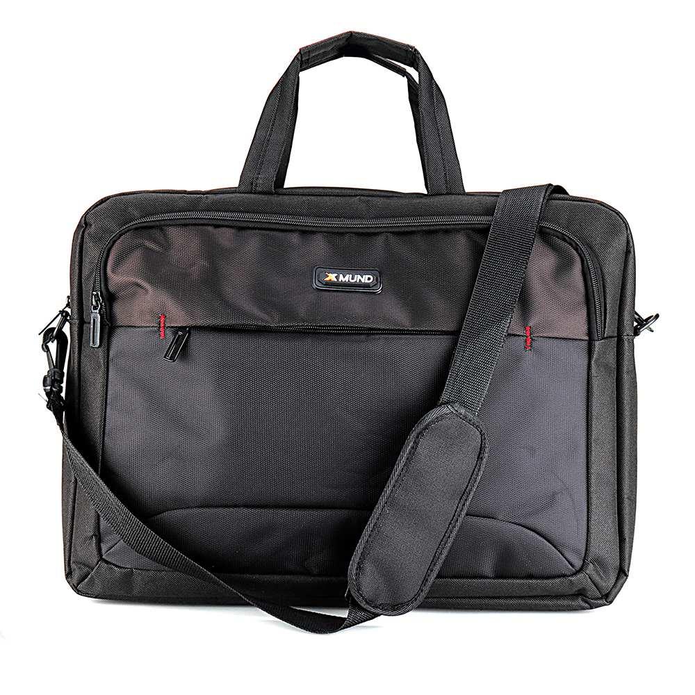 Fashion 17.3 Inch Laptop Bag Notebook Computer Bag Waterproof Nylon Messenger Shoulder Handbag Bag Men Women Briefcase Business