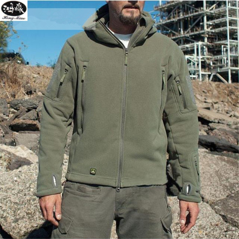 2018 New Fashion Jacket Men Softshell Waterpoof Camo Clothes Tactical Camouflage Hoody J ...