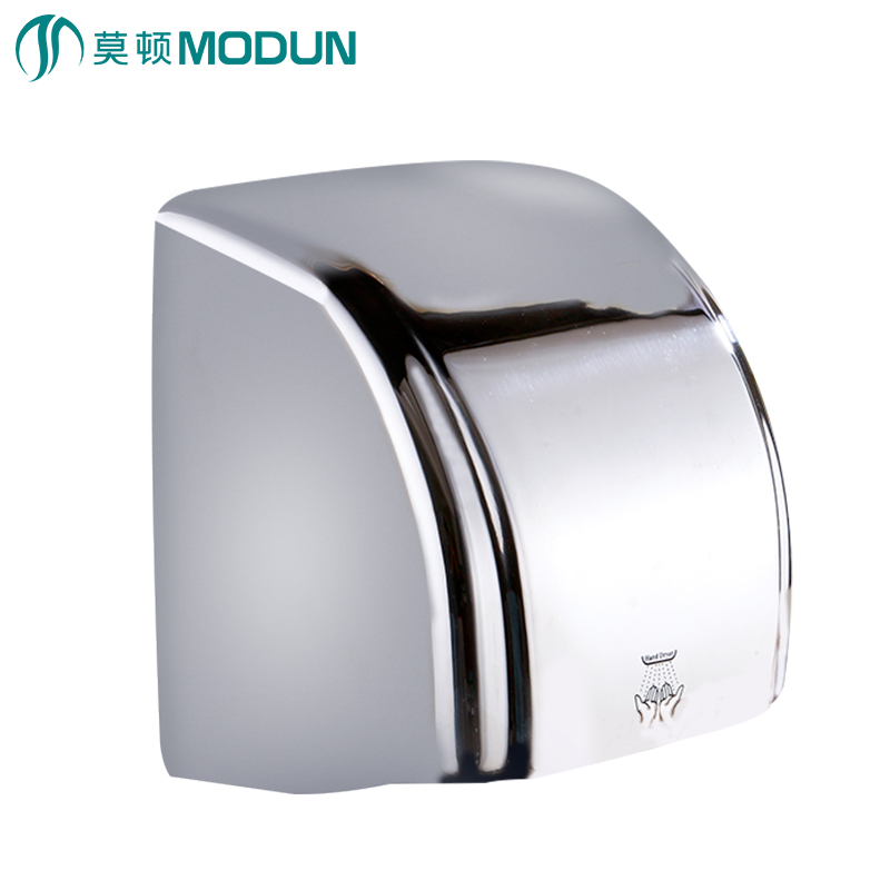 M-230S wall mount commercial bathroom automatic Stainless steel hand dryer modun manufacturer 2300w commercial wall mount high speed automatic hand dryer