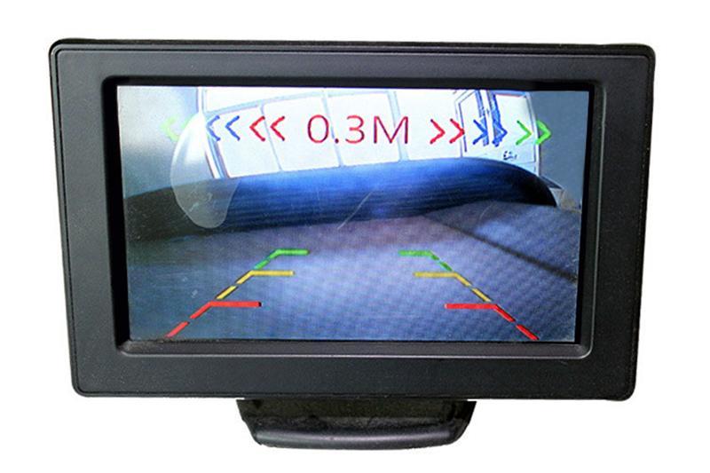 Ավտոմեքենաների վիդեո կայանատեղի - Ավտոմեքենաների էլեկտրոնիկա - Լուսանկար 6