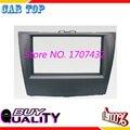 Frete grátis Top Quality 2 Din Fascia Para BYD L3 2010 + Radio DVD Painel Stereo Traço Instalação Montagem Kit Guarnição Quadro Moldura