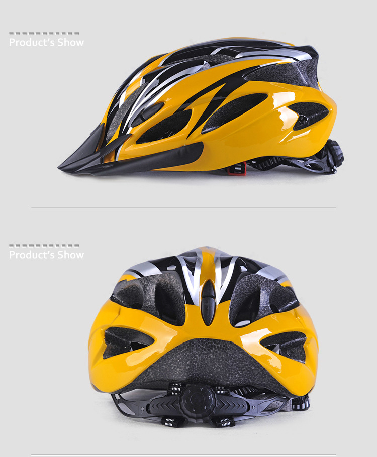 220g Ultralight Bicycle Helmet CE Certification Cycling Helmet In-mold Bike Safety Helmet Casco Ciclismo 56-62 CM-11