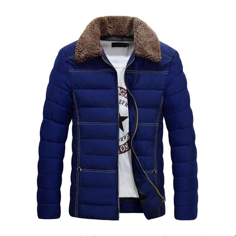 2017 Korean Version Of The Self - Cultivation Casual Cotton Clothing Young Men 's Cotton Men' s New Men 's Warm Cotton Jacket цены онлайн