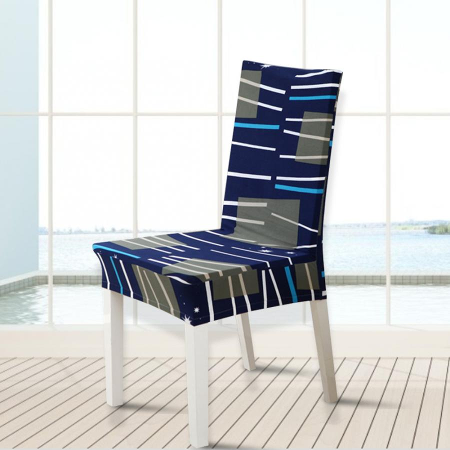 Marvelous Removable Polyester Print Elastic Chair Cover Removable Protective Covers For Home Wedding Hotel Chair Covers Spandex New Cheap Chair Cover Rentals Ibusinesslaw Wood Chair Design Ideas Ibusinesslaworg