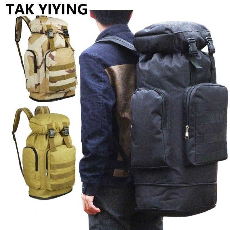 TAK YIYING sac à dos sac de sport de plein air sacs tactiques militaires randonnée Camping étanche résistant à l'usure