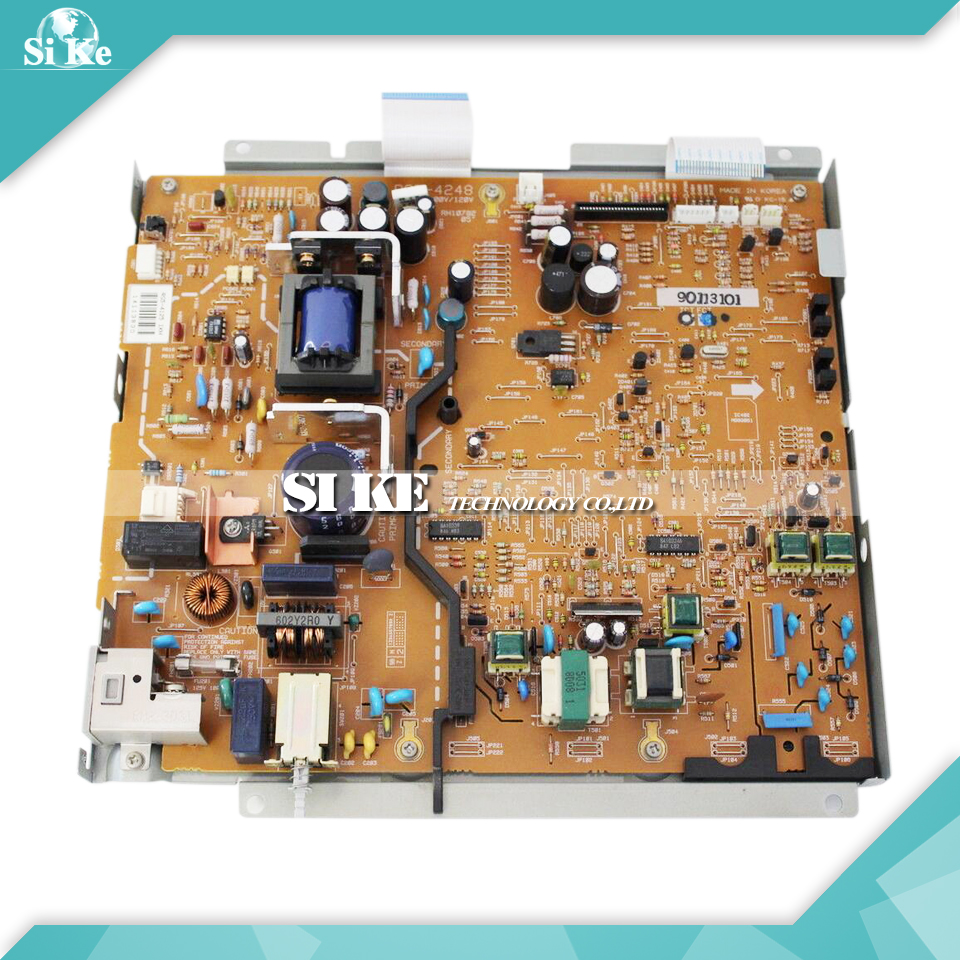 LaserJet  Engine Control Power Board For HP 2100 RG5-4125 RG5-4124 HP2100 Voltage Power Supply Board бюстгальтер push up quelle lascana 634936