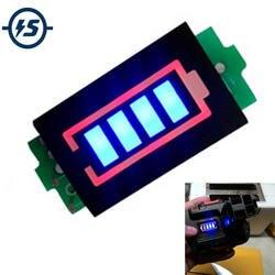 1 S 2 S 3 S 4S 6 S 7 S серия литиевая батарея Емкость индикаторный Модуль дисплей батарея для электромобиля Тестер питания Li-po Li-ion