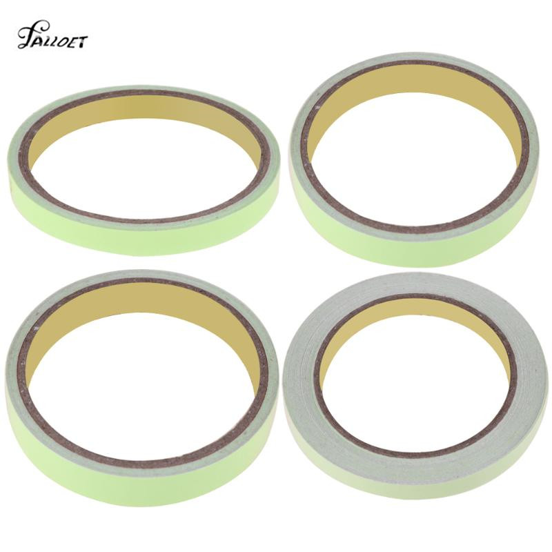 Luminous Tape Night Vision Stripes Glow in The Dark Wall Sticker Safety Security Home Decoration Luminous Tapes