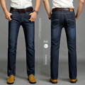 2016 Men's jeans Fashion Brand Jeans Large sales Spring summer Jeans Fashion Slim Jeans Thin tight new blue dress men's 8830