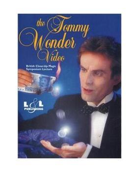 Tommy zastanawiam się w brytyjskim Close-Up magiczne sympozjum magiczne sztuczki tanie i dobre opinie Różne rekwizyty 8-11 lat STARSZE DZIECI 8888 Unisex Etap Brzmienie Nauka ulica Dla magików Profesjonalne Zniknięcie