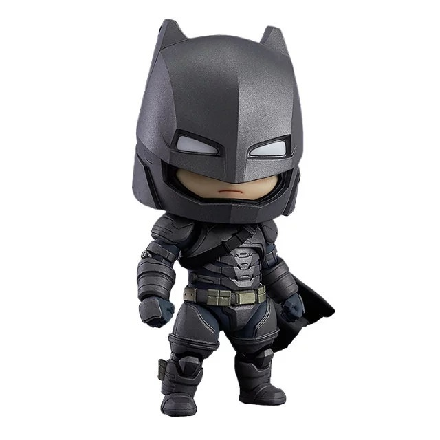 Anime Batman v Superman: Dawn of Justice The Dark Night Armored Batman #628 PVC Action Figure Collectible Model Toys Doll 10CM ...