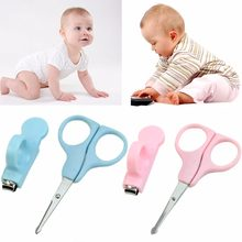 Toddler Baby Nail Cutters Clippers Scissors Safety Finger Manicure Trimmer Set(China)