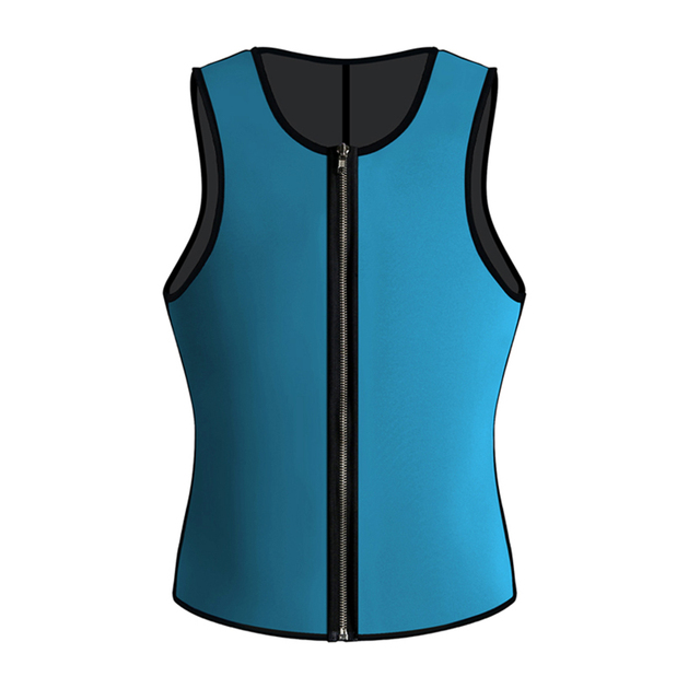 Shapers Neoprene Waist Trainer Corsets Male Sweat Fitness Slimming Bodysuit Modeling Strap Workout Waist Protect