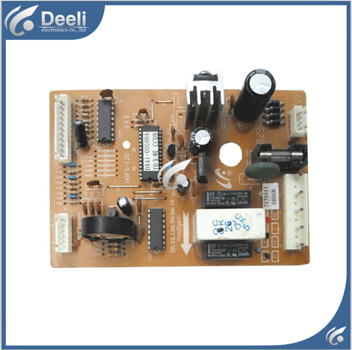ФОТО 99% new good working for Samsung refrigerator pc board Computer board BCD-198NKSS BCD-212NKSS DA41-00508A HGFS-120
