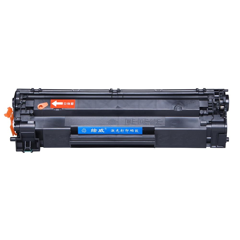 ФОТО toner CF283A 283 83A cartridge compatible for HP Laserjet pro M127NF M126NF M125NW M125 M126 M127 M128 M201 M225 Series