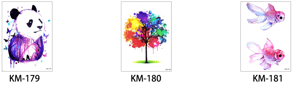 KM179-KM181