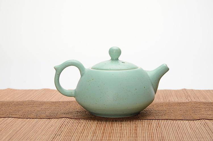 Beautiful Ceramic Gong Fu Teaset 1