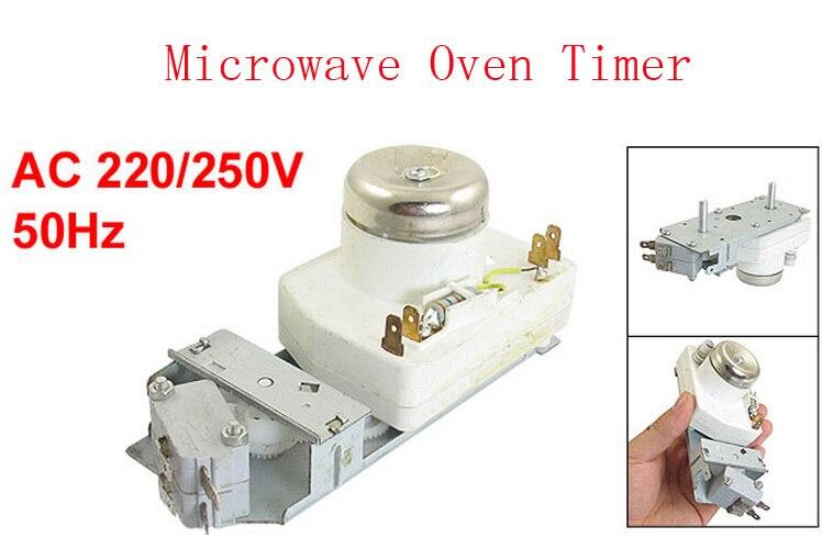 Запасная часть 30 минут таймер контроль времени для микроволновой печи 2 шт
