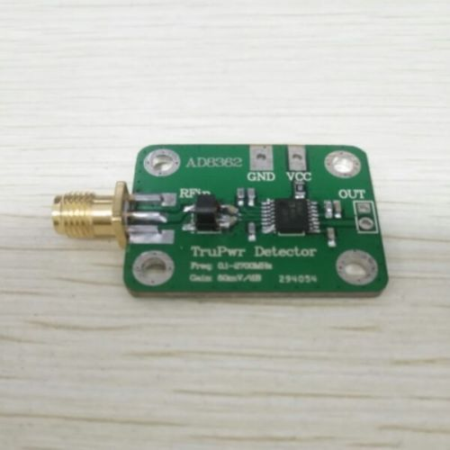1pcs RF microwave true power log detector AD8362