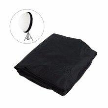 レディ証券 105 センチメートル 41 インチフラッシュスピードライトディフューザーソフトボックス反射放物線傘黒カバー布
