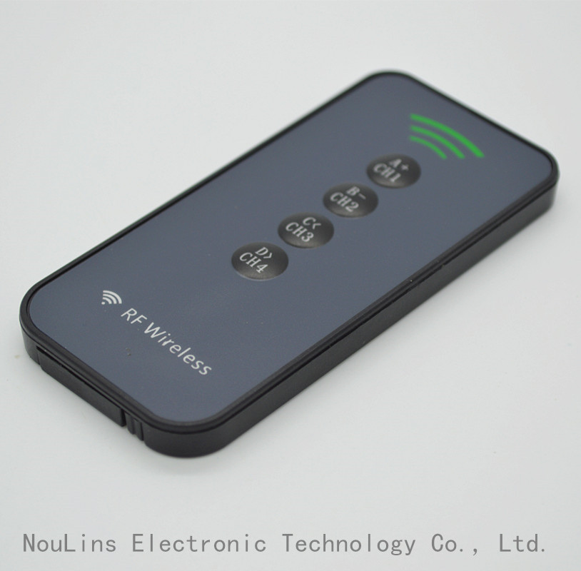 4 Key Wireless Remote Controller, /433M Remote Controller, /RF Remote Controller