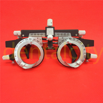 professional trial lens frame trial frame optometry instruments