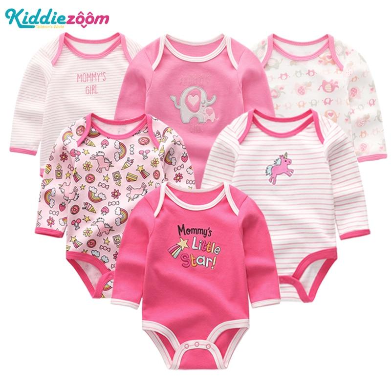 Begeistert Baby Mädchen Overall Neugeborenen Kleiden Junge Bodys Infant Overall Langarm Baby Kleidung Sommer Roupas De Pyjamas Bebe Kleidung Exzellente QualitäT