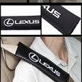 Новый 2 Шт./лот новый Универсальный автокресло Кожух ремня Плечи волокна текстуры кожи снять усталость для Всех Автомобилей