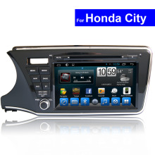 1024*600 Double Din Touch Screen Car Autoradio for Honda City DVD Player GPS Navigation TV WIFI Bluetooth USB Android Car Stereo