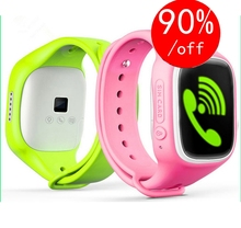 4 colors GPS Smart watch Kid Safe for smart Watch Wristwatch SOS Call for Xiaomi Iphone Samsung LG Huawei